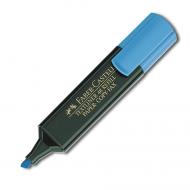 Маркер текстовый Faber-Castell голубой