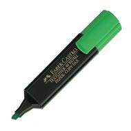 Маркер текстовий Faber-Castell зелений