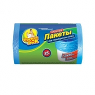 Пакет для сміття 35 л 50 шт Фрекен Бок