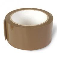 Скотч упаковочный коричневый 100 ya